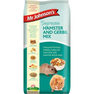 Mr Johnsons Supreme Hamster & Gerbil Mix