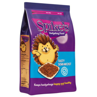 Spikes Tasty Semi Moist Hedgehog Food