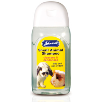 Johnsons Small Animal Shampoo