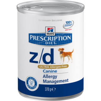 Hills Prescription Diet Canine ZD Ultra Canned