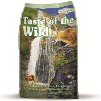 Taste Of The Wild Rocky Mountain Feline Venison & Salmon Cat Food
