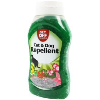 Get Off My Garden Cat & Dog Repellent Scatter Crystals