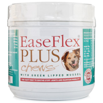 Easeflex Plus Chews with Green Lipped Mussel