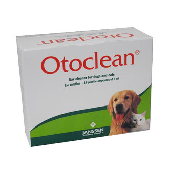 Otoclean Ear Cleaner for Cats & Dogs