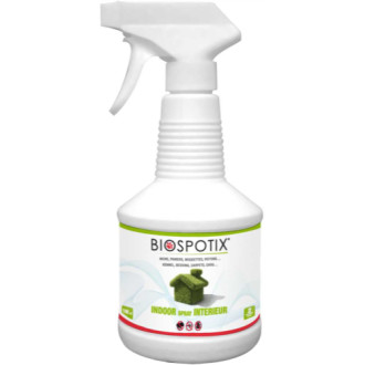 Biospotix Natural Flea Repellent Indoor Spray 500ml