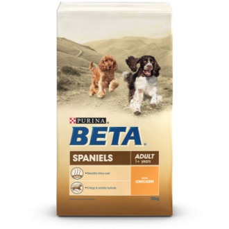BETA Breed Nutrition Spaniels Adult Dog Food