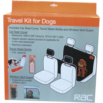 RAC Travel Kit For Dogs