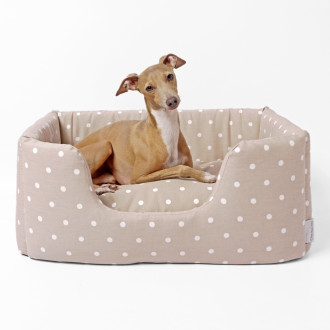 Charley Chau Deeply Dishy Dog Bed