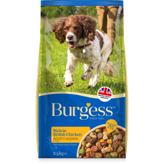 Burgess Complete Chicken Adult Dog Food
