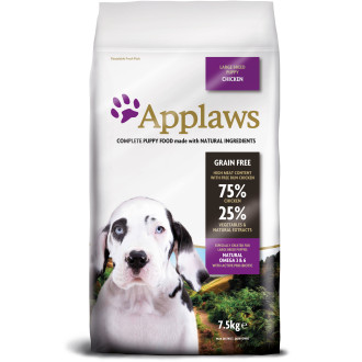 Applaws Chicken Large Breed Dry Puppy