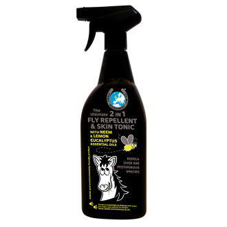 Stable Environment Ultimate 2 in 1 Fly Repellent & Skin Tonic