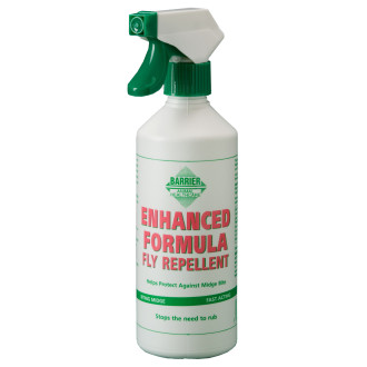Barrier Enhanced Formula Fly Repellent Spray