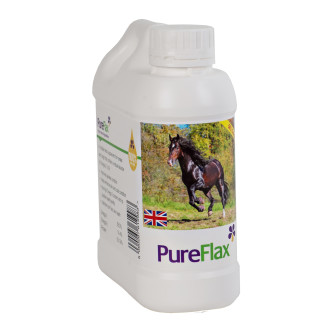 Pureflax Oil For Horses
