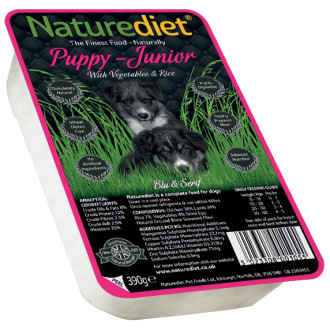 Naturediet Chicken & Lamb Puppy Junior