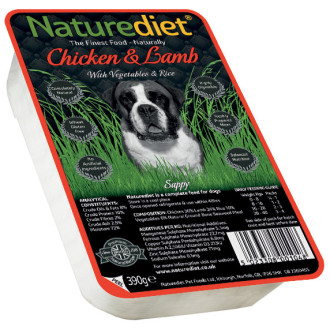 Naturediet Chicken Lamb & Vegetable