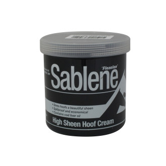 Flexalan Sablene Hoof Cream Black