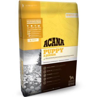 Acana Heritage Puppy & Junior Dog Food