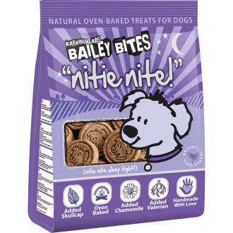 Barking Heads Bailey Bites Nite Nite Natural Dog Treats