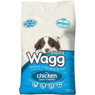 Wagg Complete Puppy Food