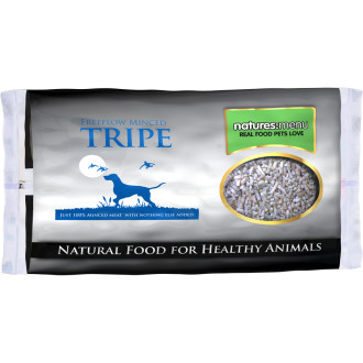 Natures Menu Free Flow Tripe Raw Frozen