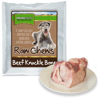 Natures Menu Beef Knuckle Raw Frozen