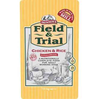 Skinners Field & Trial Chicken & Rice Adult Dog Food