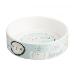 Mason Cash Cartoon Cat Bowl