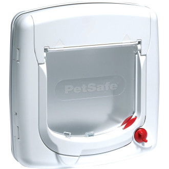PetSafe Staywell Manual 4 Way Locking Deluxe Cat Flap