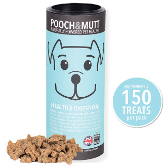 Pooch & Mutt Health & Digestion Natural Dog Treats