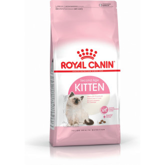 Royal Canin Health Nutrition Kitten Food