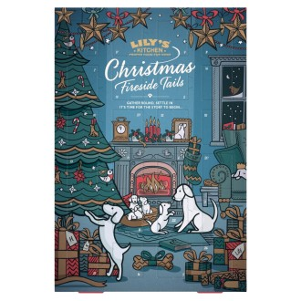 Lilys Kitchen Christmas Advent Calendar for Dogs