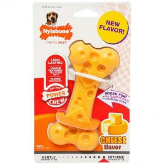 Nylabone Dura Cheese Bone Dog Chew