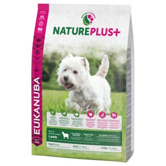 Eukanuba Nature Plus Lamb Adult Small Breed Dog Food