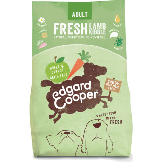 EdgardCooper Fresh Lamb, Apple & Carrot Adult Dog Food