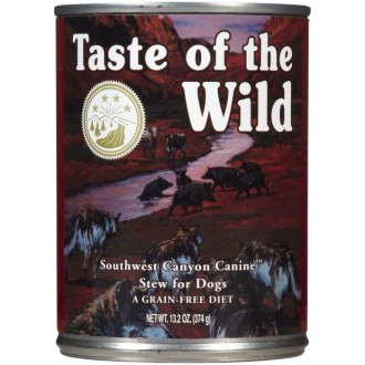 Taste Of The Wild Southwest Canyon Stew Adult Dog Food
