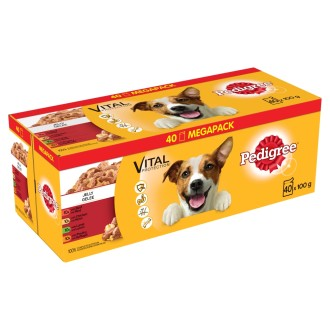 Pedigree Mixed Selection in Jelly Wet Adult Dog Food