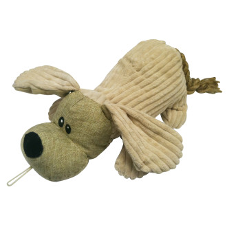 Danish Design Dylan the Natural Dog Toy
