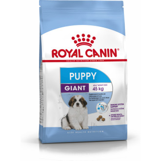 Royal Canin Giant Puppy Food