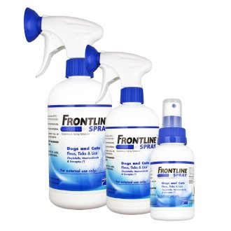 Frontline Spray for Cats & Dogs