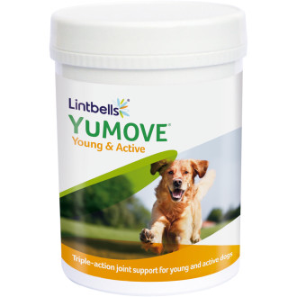 Yumove Young & Active Dog Joint Support