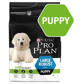 PRO PLAN OPTISTART Chicken & Large Robust Puppy Food