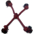 Tough Tugger Giant 4 Way Dog Tug Toy