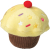 House of Paws Vanilla Scented Cupcake Dog Toy