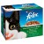 Felix Mixed Selection In Gravy Adult Cat Pouches