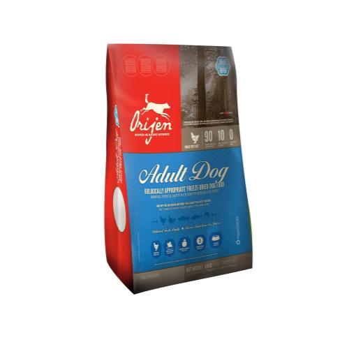 Orijen Freeze Dried Adult Dog Food 454g x 2