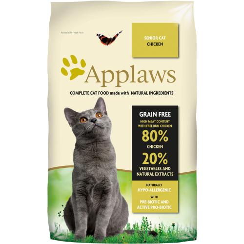 Applaws Chicken Dry Senior Cat Food
