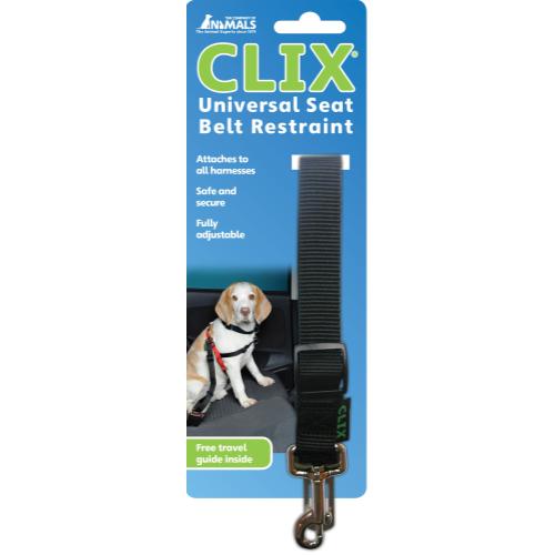 CLIX Company of Animals Car Seat Belt Adaptor