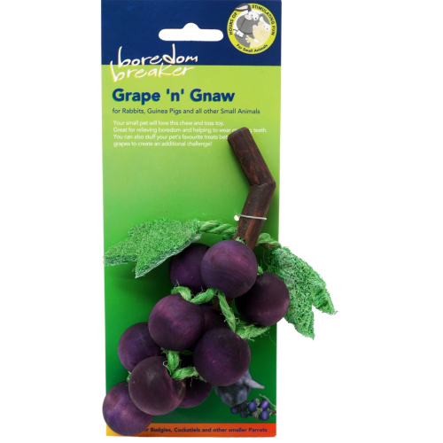 Boredom Breaker Grape N Gnaw