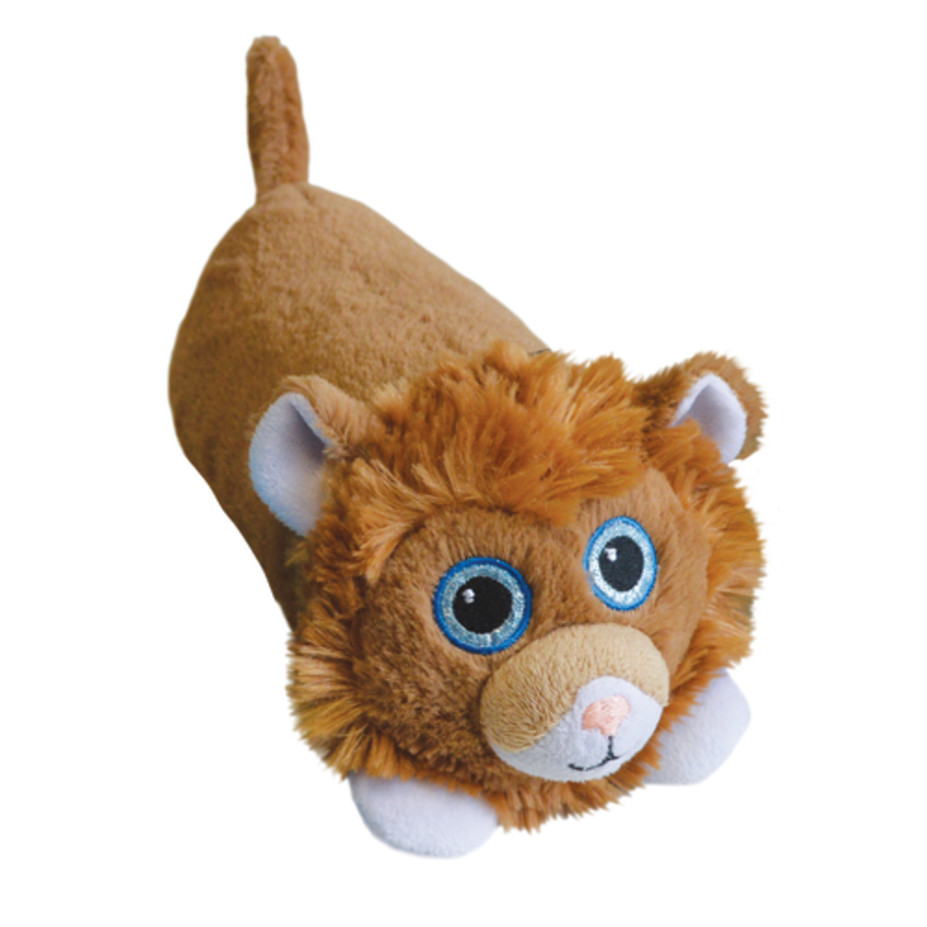 Happy Pet Roly Poly Lion Dog Toy