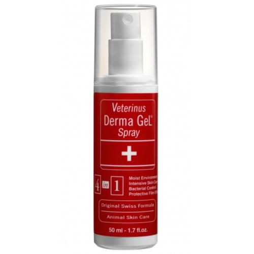 Equine America Veterinus Derma Gel 50ml Spray